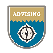 Advising Badge