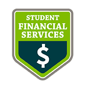 Student Finacial Services Badge