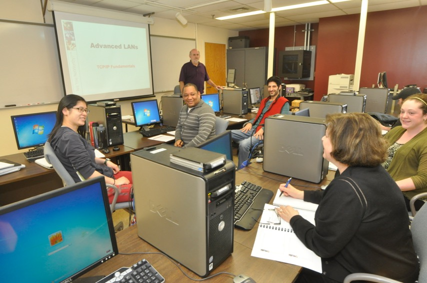 News Stcc It Certification Classes Prepare Students For Jobs