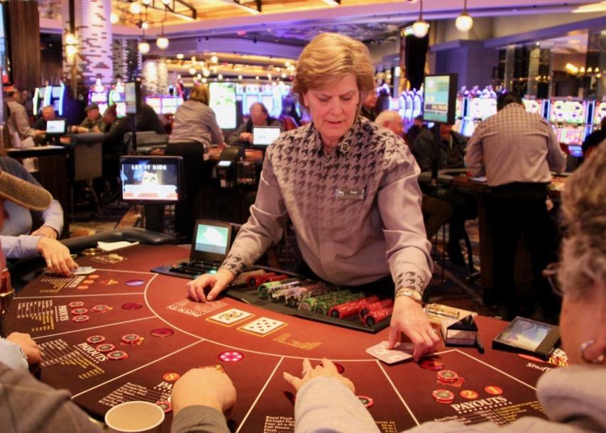 Casino ballroom town of hampton