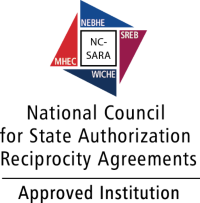 National Council for State Authorization Recicprocity Agreements Approved Institution